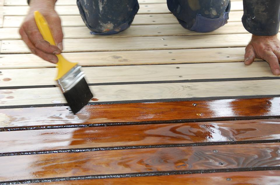 how to use danish oil
